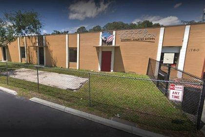 La escuela Lucious & Emma Nixon Academy de Kaia Rolle