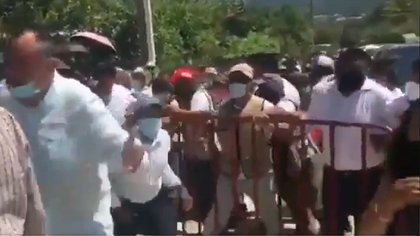 (Foto: Captura de pantalla de video/@ideanoticias1)