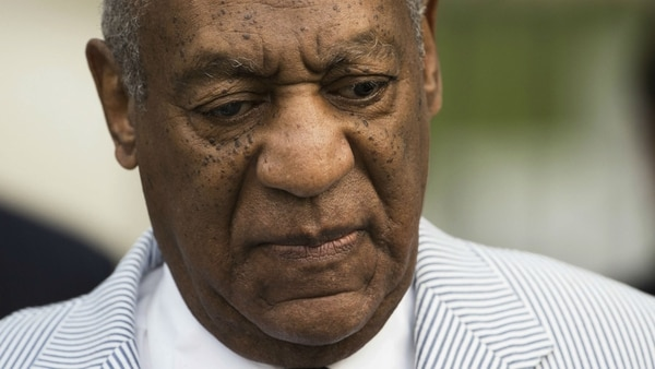 En 2015, 35 mujeres denunciaron en una revista que el actor Bill Cosby había abusado de ellas (AP)