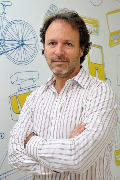 Juan Martín de la Serna, el nuevo encargado local del negocio de Mercado Libre