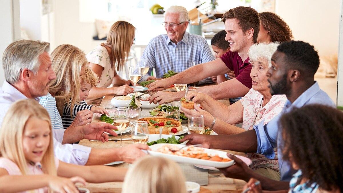 Conocer las siete edades del apetito puede mejorar nuestra salud