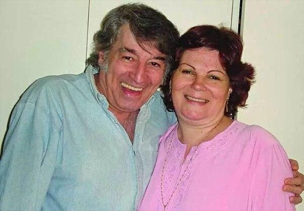 Sandro y Olga