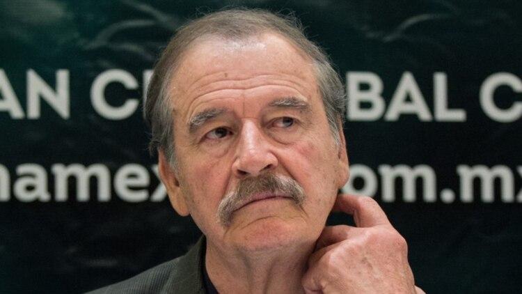 En su tiempo se negó información sobre salud de presidente Vicente Fox (Foto: Cuartoscuro)