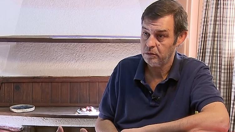 El ex contador de la familia Kirchner, Víctor Manzanares