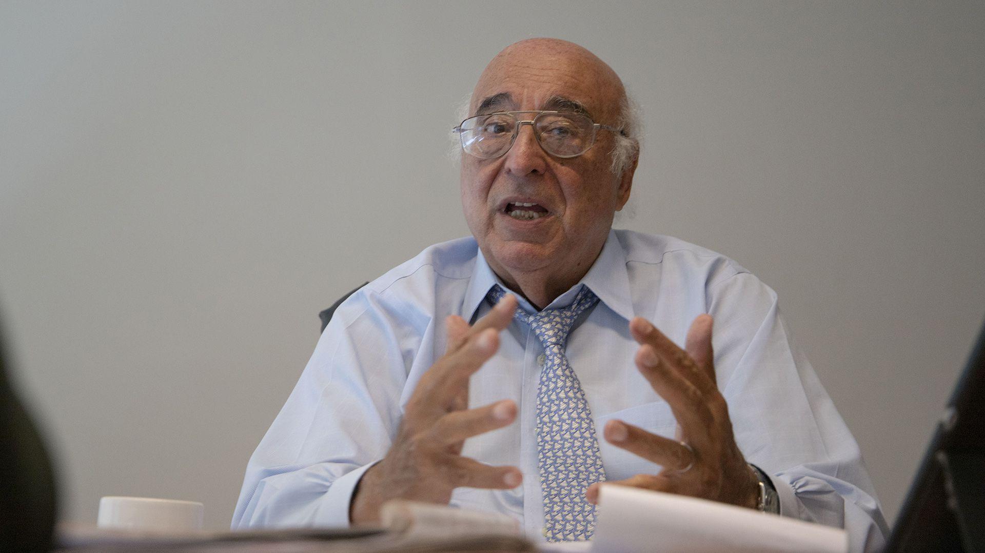 Miguel Ángel Broda, economista