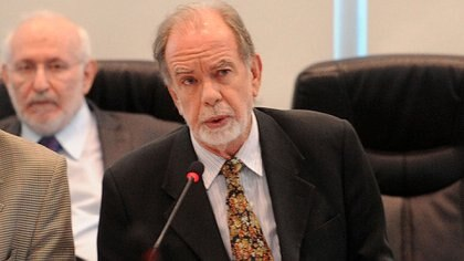 El economista fue presidente del BCRA durante el primer mandato de Menem. (Télam)