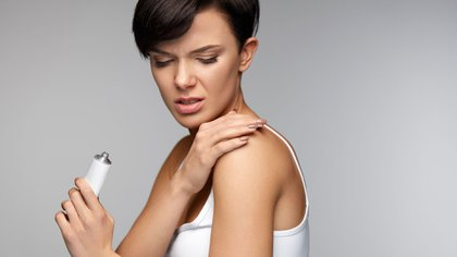 Es muy común que las personas, frente a molestias musculares, tengan el impulso de detenerse (Shutterstock)