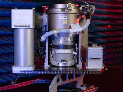 28/09/2020 La Estacial Espacial se prepara para recibir un nuevo inodoro.  La Estación Espacial Internacional se está preparando para la instalación de un inodoro avanzado que llegará en un carguero de reabastecimiento Cygnus estadounidense a principios el 3 de octubre.  POLITICA INVESTIGACIÓN Y TECNOLOGÍA NASA