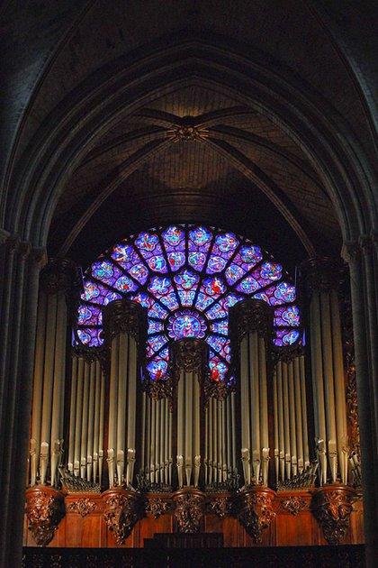 El órgano principal, de Aristide Cavaillé-Coll