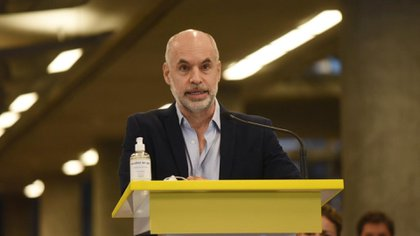 Horacio Rodríguez Larreta rejects government call to agree on Buenos Aires police funds