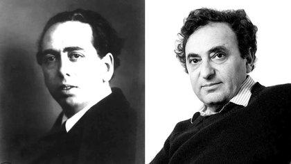 Oliverio Girondo y Juan José Saer