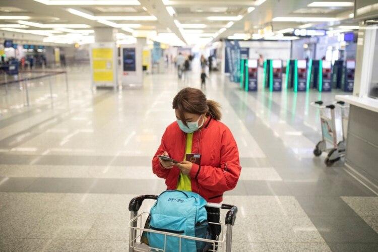 Anticiparse para volar después del coronavirus puede ser una ventaja pero también riesgoso (REUTERS/Marko Djurica)