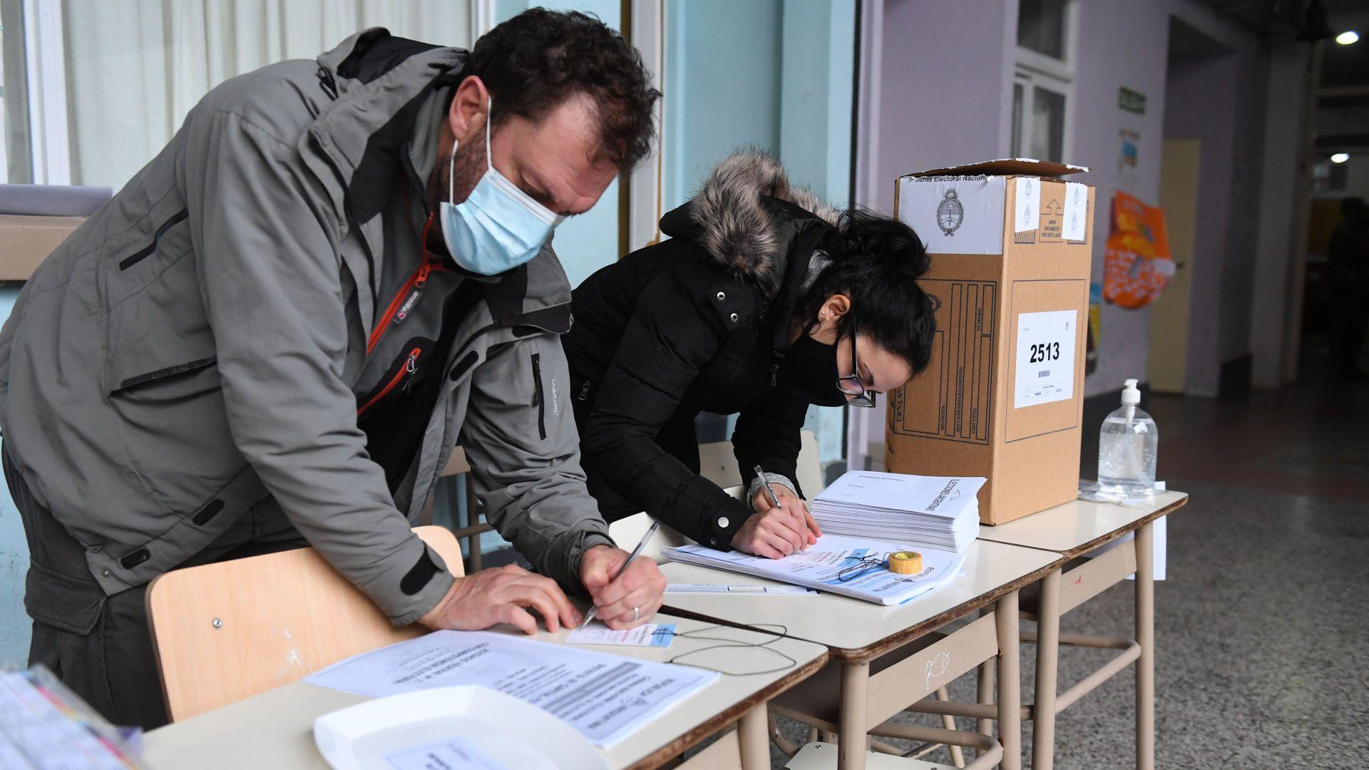 previa escuelas elecciones legislativas paso 2021