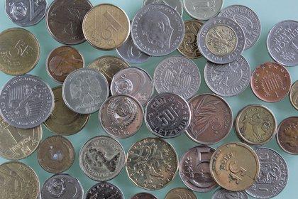 Las monedas acuñadas durante la Revolución pueden valer hasta 800 mil pesos (Foto: Pixabay)