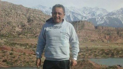 Oscar Bernardo Centeno, ex chofer de Baratta