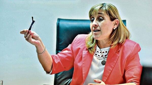 La jueza federal Marta Yáñez