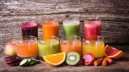 Las frutas y verduras tienen en su composición sustancias depurativas y regeneradoras (Getty Images)