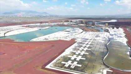 Se pretende rescatar un área de 12,500 hectáreas (Foto: Gobierno de México/ captura de pantalla)