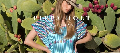 The firm's advertising shows models with Anglo-Saxon features in rural Mexican settings (Photo: Pippa Holt)