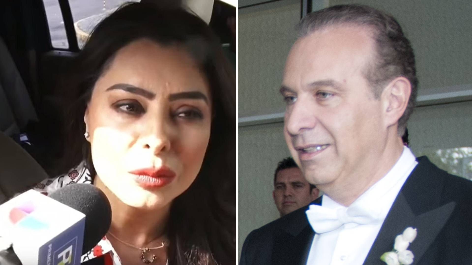 Juan Collado y Yadhira Carrillo han enfrentado una dura prueba en su vida (Foto: Telemundo/Cuartoscuro)