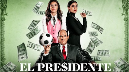 """""""El Presidente"""" tiene a Julio Grondona como uno de sus personajes centrales"""