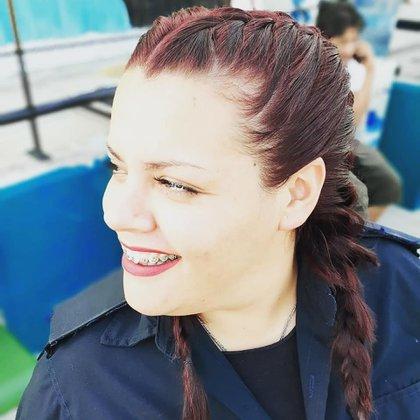 Daiana Barrios de 28 años