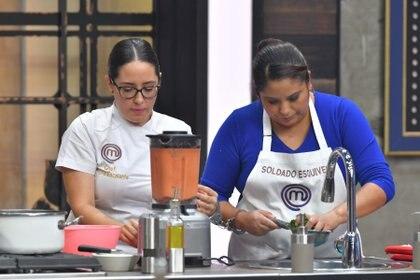 Los cocineros trabajaron bajo una alta exigencia en calidad (Foto: Twitter @MasterChefMx)