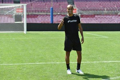 El ex jugador del FC Barcelona Rivaldo (Europa Press)