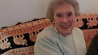 Sara Albarracín.