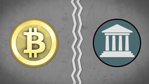 Bitcoin propone la separación del dinero y el Estado