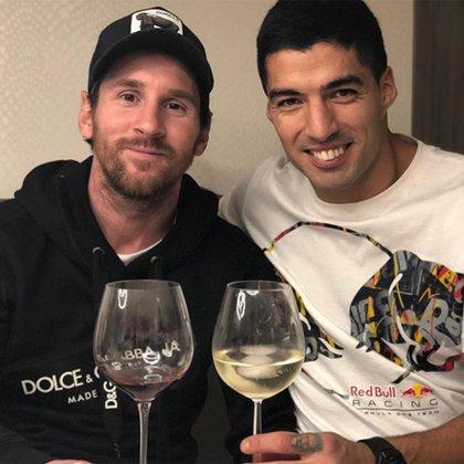 La amistad entre Messi y Luis Suárez se mantendrá a distancia: de Barcelona a Madrid