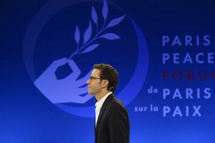 Justin Vaïsse, Director General del Foro de Paz de París