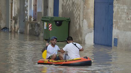 (Photo by JOSE JORDAN / AFP)