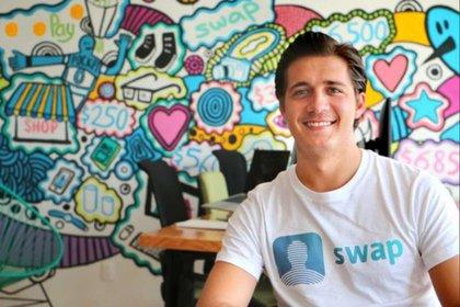 Bruno Ramos es el fundador de Swap (Foto: Twitter)