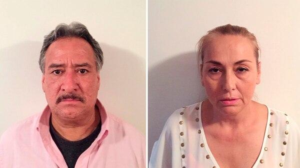 Rogelio Alvarado-Robles y Blanca Flores-Solis, esposos con pasaporte mexicano, fueron detenidos en agosto (Washington Post)