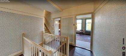 Se puede hacer un recorrido virtual por la antigua casa de Ana Frank.