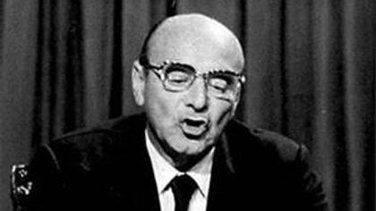 Celestino Rodrigo fue ministro de María Estela Martínez de Perón