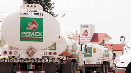 Entre las licitaciones figuró Pemex (Foto: Especial)