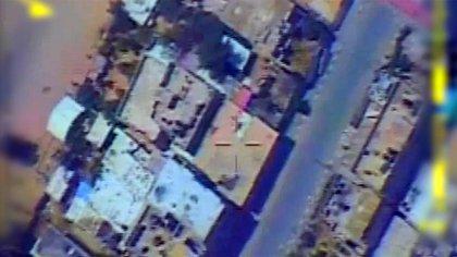 Israel destruyó dos importantes depósitos de armas del grupo terrorista Hamas
