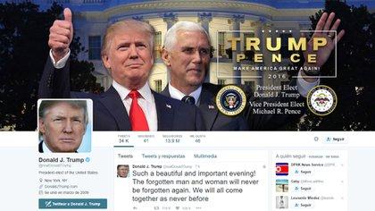Los diarios y otros medios informativos tradicionales no pudieron parar a Trump