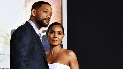 Will Smith y Jada Pinkett Smith cumplieron 20 años de casados