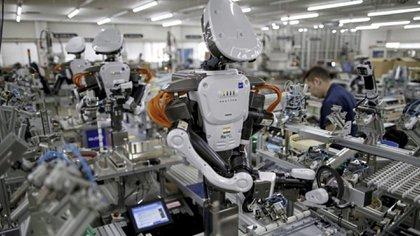 Hoy los robots realizan cada vez más tareas autónomas gracias a la inteligencia artificial
