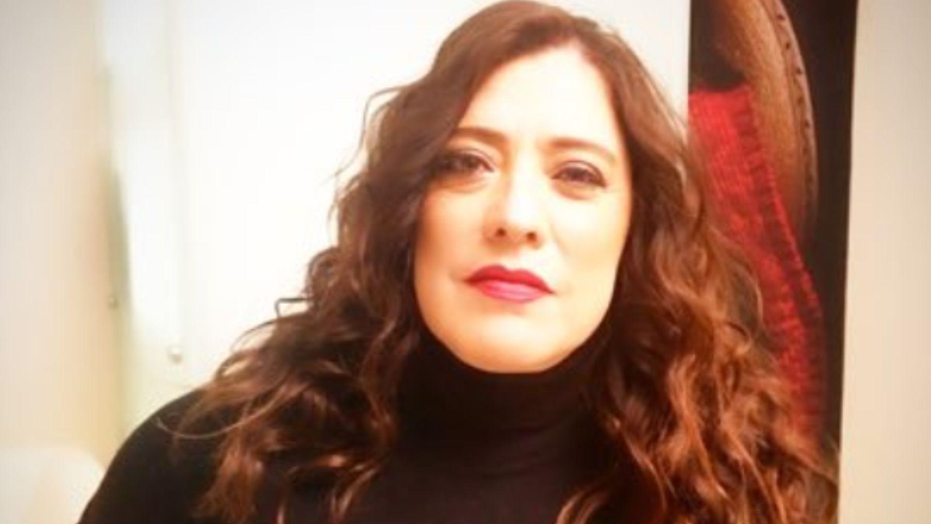 Pilar Sicilia fundó la revista Algarabía en 2001, es lingüista y conferencista sobre diversos temas (Foto: Twitter)