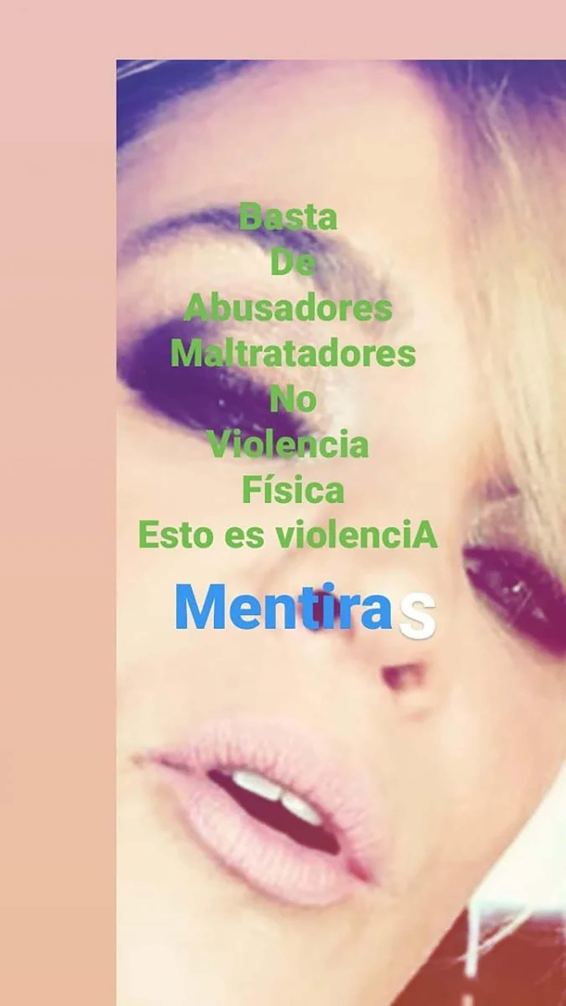 El mensaje de Leticia Brédice (Foto: Instagram)