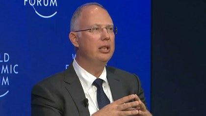Kirill Dmitriev, CEO del Fondo Ruso de Inversión Directa