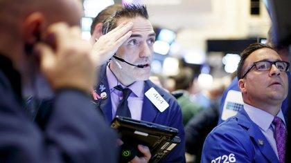 Los mercados se están beneficiando del aumento de los precios de los bonos estadounidenses.  (EFE)