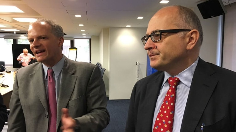 Werner y Cardarelli, los funcionarios del FMI más cercanos a la Argentina que recibirán a Lacunza en DC