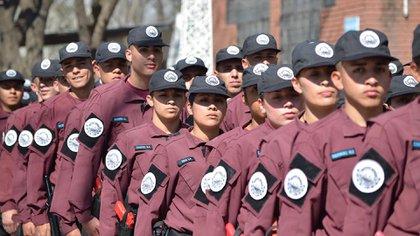El efectivo atacado es parte de la última camada de egresados de la policía porteña