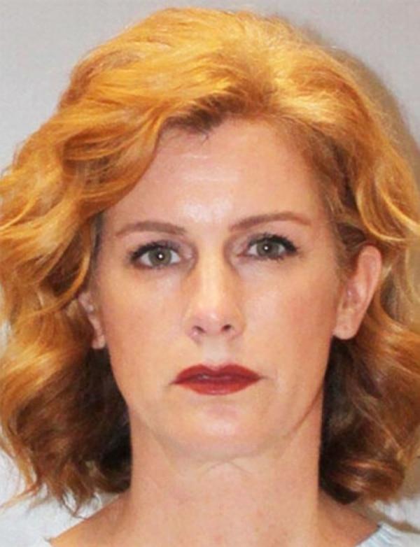 La foto de la vergüenza de Dawn Diimmler, en el Centro de Detención del Condado de Lexington