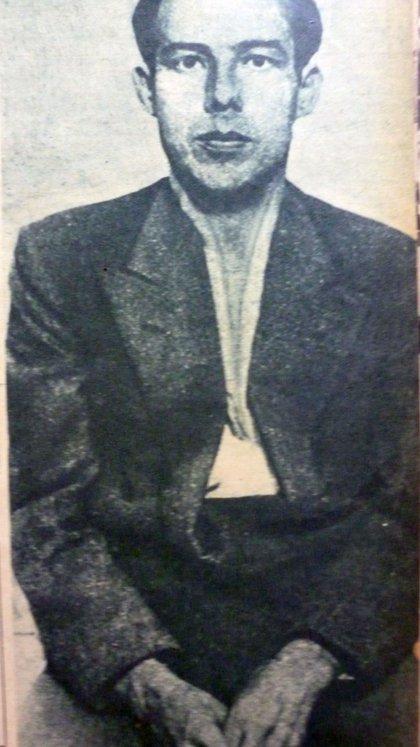 Juan Vinti, uno de los secuestradores de Ayerza Historia de la mafia. Caso Abel Ayerza. REDACCION LC  (Rosario - Argentina - Tags: Suplementos)